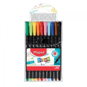 FINE LINER MAPED M749150 GRAPH`PEPS 1/10