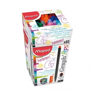 FINE LINER MAPED M749161 GRAPH`PEPS 1/60