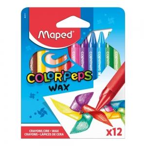 VOŠTANE BOJICE MAPED COLOR `PEPS WAX